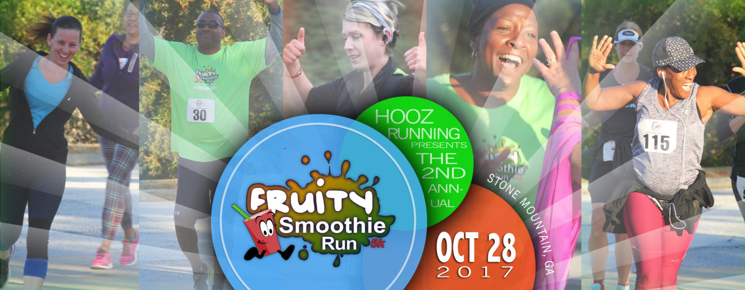 5k Fruity Smoothie Run